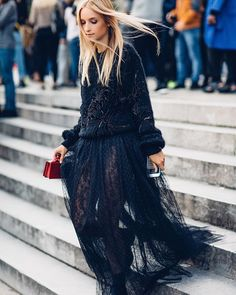 WEBSTA @thefashionguitar There's something about wearing @eliesaabworld in Paris Ph by @moeeztali