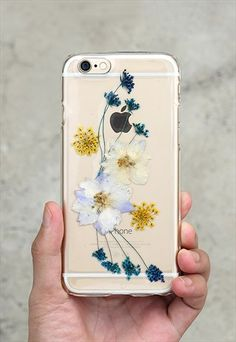 iPhone+Case+Pressed+Flower+Phone+Case+Samsung+Case