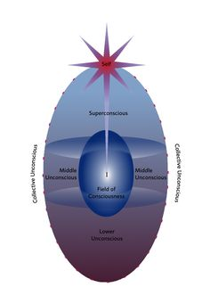 The Egg Diagram. Photo Credit: Institute of Psychosynthesis, London I Believe In Me, Levels Of Consciousness, Self Realization, Psychology Today, Psychiatry, Counseling, Workshop, Therapy, Egg