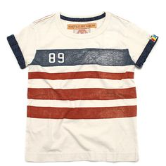 KRIFF MAYER(クリフメイヤー):アメリカンスポーツ(89)Tシャツ オフ(1) の通販【ブランド子供服のミリバール】