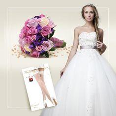 Blask, kolor, nowoczesność to tylko kilka trendów ślubnych na ten rok. #ślub #inspiracjeslubne #adrianinspiruje #wedding #rajstopyadrian #adrian #weddingstyle