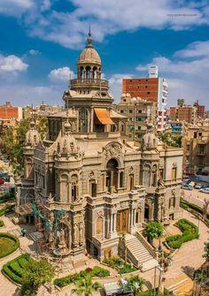 قصر السكاكيني باشا بحي الظاهر   BY: Tareq Hussein photography