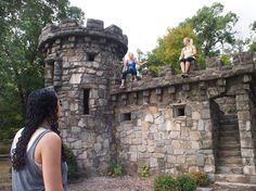 The Women's Federation Monument | Palisades Interstate Park in New Jersey