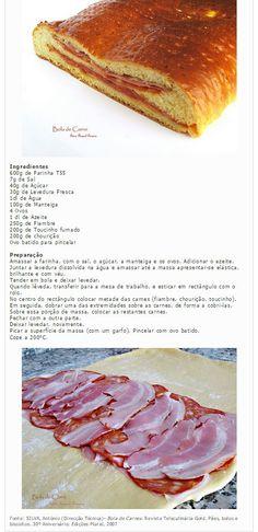 Bola de carne (gâteau apéritif portugais)