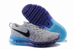 http://www.jordannew.com/nike-flyknit-air-max-mens-running-shoes-wolf-grey-blue-purple-authentic.html NIKE FLYKNIT AIR MAX MENS RUNNING SHOES WOLF GREY BLUE PURPLE AUTHENTIC Only $51.80 , Free Shipping!