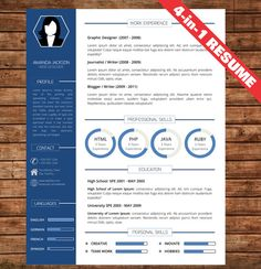 What Is A Cover Letter For A Resume Magnificent Modern Resume Template  Cover Letter  Portfolio  Resume Templates .