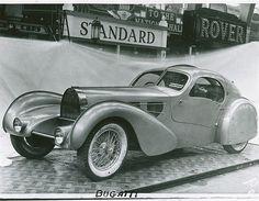 Bugatti Type 57 (© Bugatti)