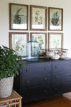 botanicals are a great neutral type of art that is inexpensive and will appeal to most any buyer