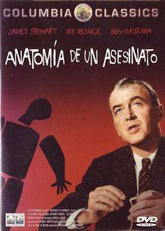 Anatomía de un asesinato [Vídeo] = Anatomy of a murder / producida y dirigida por Otto Preminger ; guión de Wendell Mayes. - Madrid : Sony , 2006