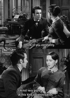 The Heiress 1949 Montgomery Clift Olivia de Havilland Montgomery Clift, Haha, Olivia De Havilland, Movie Lines, I Think Of You, Film Quotes, Old Movie Quotes, Old Movies, French Movies