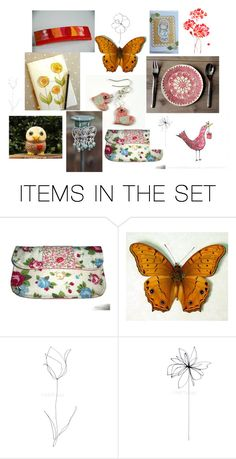 """""""Spring"""" by ceraminic on Polyvore featuring art"""