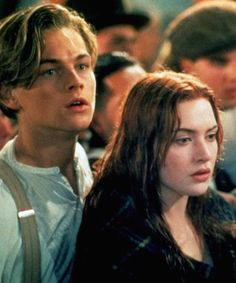 Favourite movie ever, want a relationship where they'd die for you Titanic Movie, Rms Titanic, Titanic Photos, Leo And Kate, Disaster Movie, Young Leonardo Dicaprio, The Best Films, Kate Winslet, Hollywood Celebrities