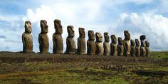 5 lieux remplis de mystère à travers le monde