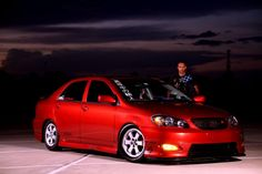 Post pics of your Gen Corolla and Gen Matrix! (Pics ONLY, no conversation) - Page 28 - Toyota Nation Forum : Toyota Car and Truck Forums Corolla Xrs, Toyota Corolla, Corolla Sport, Nissan Skyline, Skyline Gtr, Toyota Supra, Toyota Cars, Nissan Silvia, Honda S2000