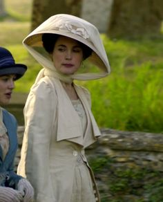 Elizabeth McGovern as Cora Crawley, Countess of Grantham in Downton Abbey (Edwardian phase)
