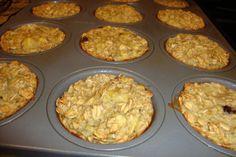 Healthy Kid-Friendly Breakfast On the Go: Banana Oatmeal Muffins | Longevity Health Center's Nutrition Blog