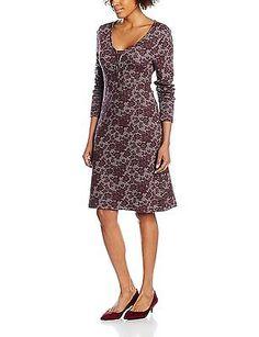 mujer 61101 crema para gorrión 14 Nuevo Vestido Tibba Violeta Violet 1H18Y