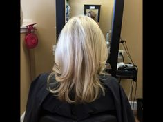 The perfect cool blonde! Hair by Louise