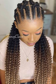 Cornrows Neat Long Hairstyles ❤ #lovehairstyles #hair #hairstyles #haircuts