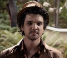 "Andrew Lee Potts (as The Hatter in ""Alice"")"