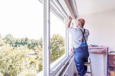 ÖNORM Fenstermontage in Linz bei bewohnter Wohnung!