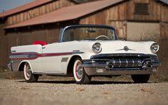 1957 Pontiac Chietain Upholstery Repair Vehicles