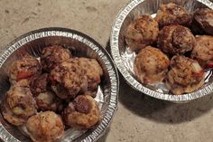RECIPES Guilt Free, High Protein Lean Meatball Recipe