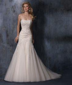 Maggie Sottero - Anniston  *Best Wedding Dress Ever!! :) Loved it!!!