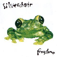 Caratula Frontal de Silverchair - Frogstomp