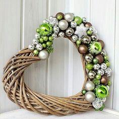 @more_floral_events ⚫ ⚫ #сердце #венок #праздник #интерьер #декор #новогоднийдекор