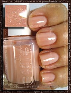 Essie - Power Lunch -- I've never seen this one before! I love it!!!