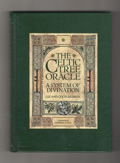 The Celtic Tree Oracle By Colin Murray, Liz Murray, Tarot Book, Antique Alchemy