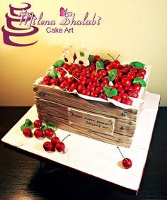 Cherry by Milena Shalabi
