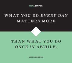Quote by Gretchen Rubin