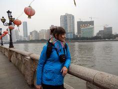 Wyprawa do Guangzhou, południowe Chiny. Zwiedzanie Shamien Island, jedzenie lokalnych przysmaków, rejs po rzece Perłowej.