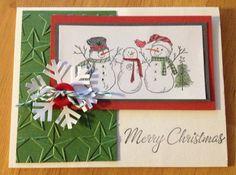 Christmas card on Etsy, $3.75