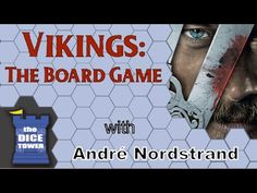 Vikings: The Board Game Review - with André Nordstrand