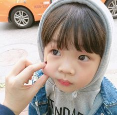 Find images and videos about baby, asian baby and ulzzang baby on We Heart It - the app to get lost in what you love. Cute Asian Babies, Korean Babies, Asian Kids, Cute Babies, Kids Boys, Baby Kids, Baby Boy, Cute Little Baby, Little Babies