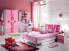 Perfect Chambre rose