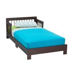KidKraft Houston Toddler Bed, Multiple Colors, Brown