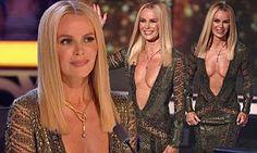 ROSEBEAUTYWORLD GOSSIP NEWS: 'Look at what Amanda ISN'T wearing!' Braless Holde...