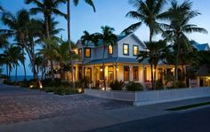 Fantastic Bed and Breakfast in Key West. We stayed here for our 10th Anniversary.