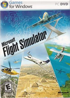 Cover art for Microsoft Flight Simulator X (Windows) database containing game description & game shots, credits, groups, press, forums, reviews, release dates and more.