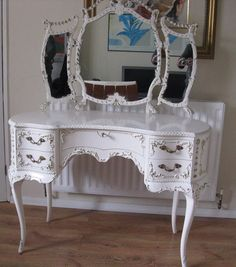 | ... vintage bedroom antique furniture with its lovely french shabby chic