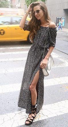 A Breezy Maxi Dress