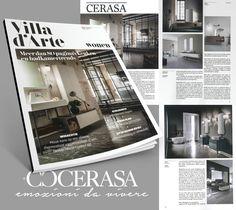 Villa d'Arte - Gennaio 2017 #press #release