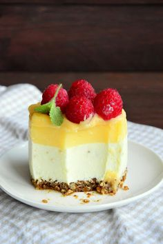 Cheesecake, Sweet Box, Lemon Curd, Food Pictures, Cookie Recipes, Food Porn, Easy Meals, Healthy Eating, Sweets