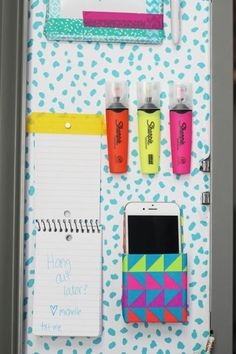 22 diy locker decorating ideas - Locker Decoration Ideas