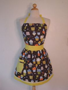 I just WON the beautiful apron on www.Justfacs.com !!! ALL FACS Teachers please check out this awesome website