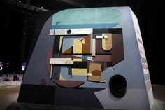 Pirelli - Street Art annual report 2014, Alexey Luka